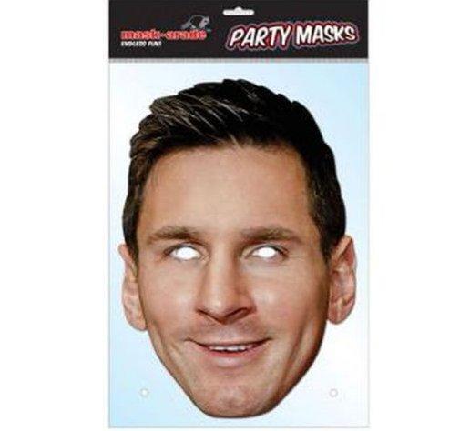 Image of   Lionel Messi Maske - Merchandise
