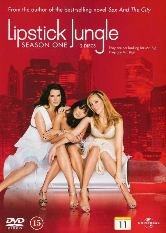 Billede af Lipstick Jungle - Sæson 1 - Box Set - DVD - Tv-serie