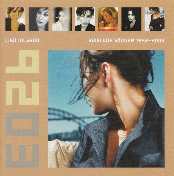 Image of   Lisa Nilsson - Samlade Sånger 1992-2003 - CD