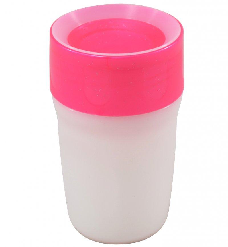 Image of   Litecup Spildfri Kop - 220 Ml - Pink