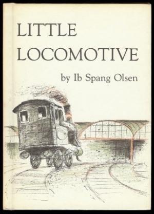 Little Locomotive - Ib Spang Olsen - Bog