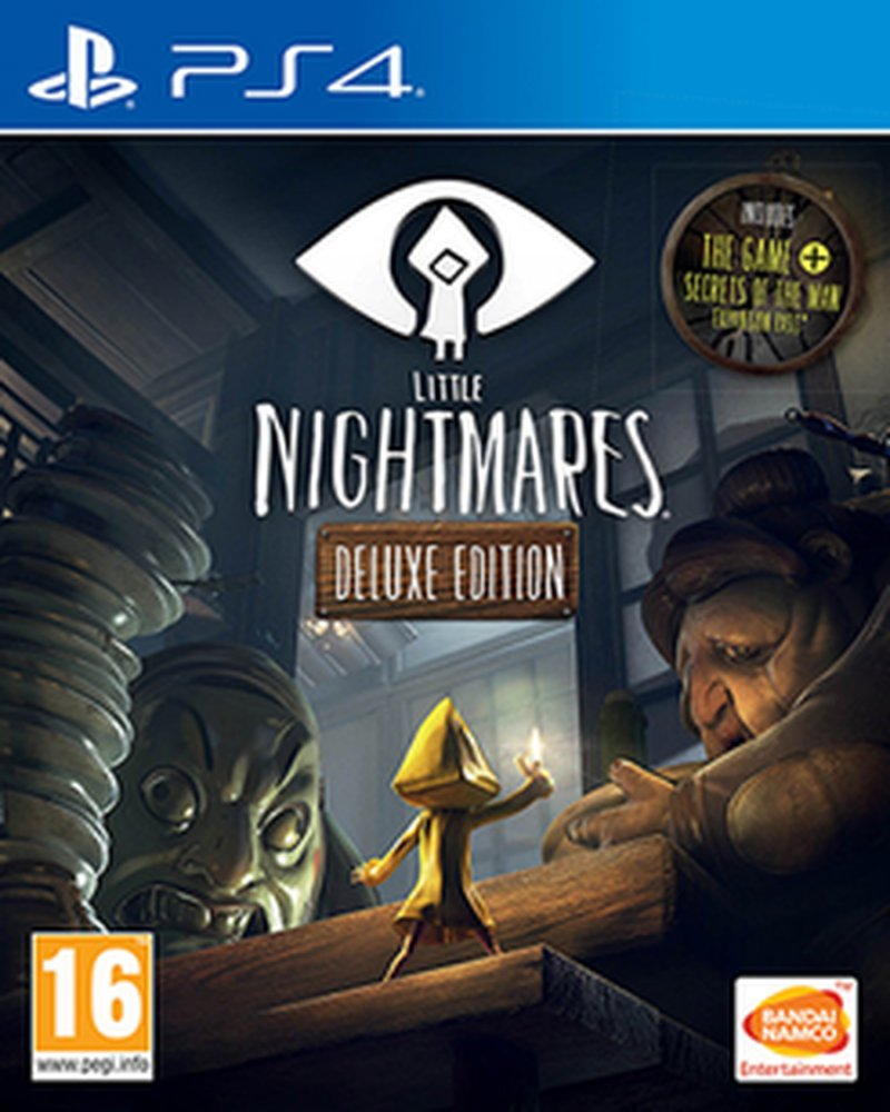 Little Nightmares - Deluxe - PS4