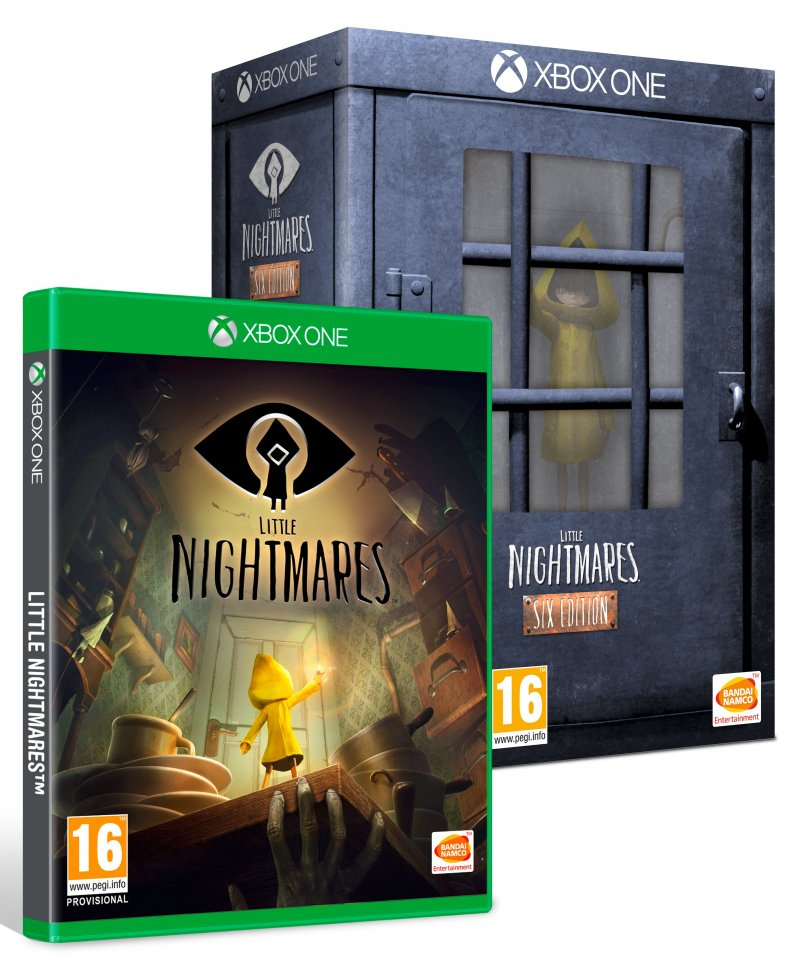Image of   Little Nightmares - Six Edition - Xbox One
