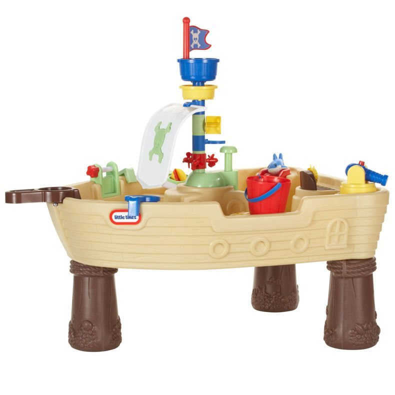 Anchors Away Pirate Ship Water Play, Sand og Vand legebord