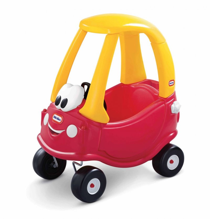 little tikes gåvogn, Cozy Coupe