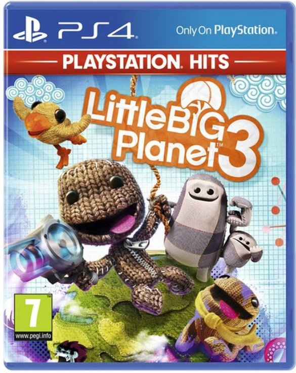 Littlebig Planet 3 (playstation Hits) - PS4