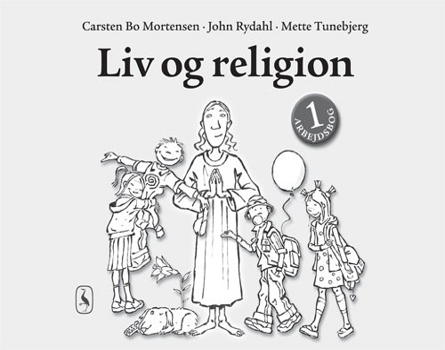 Liv Og Religion 1 - John Rydahl - Bog