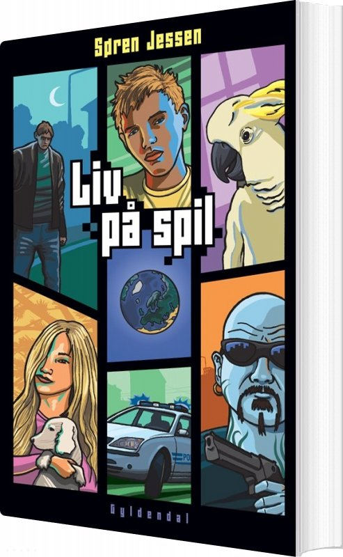 Liv På Spil - Søren Jessen - Bog