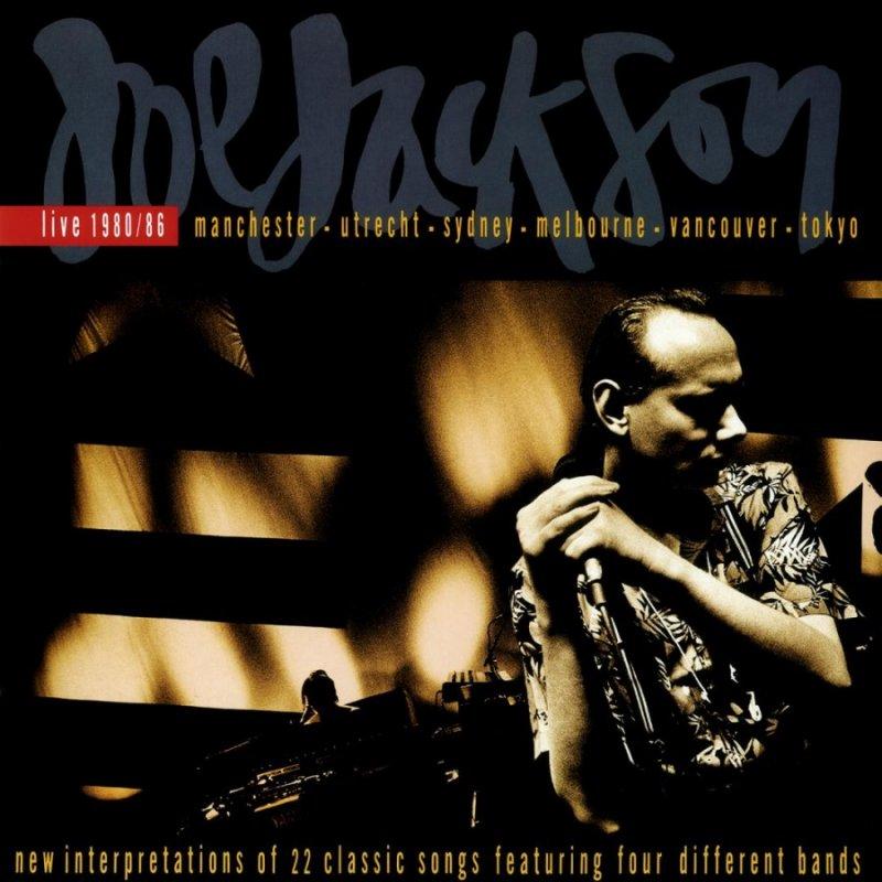 Joe Jackson - Live 1980/86 - Vinyl / LP