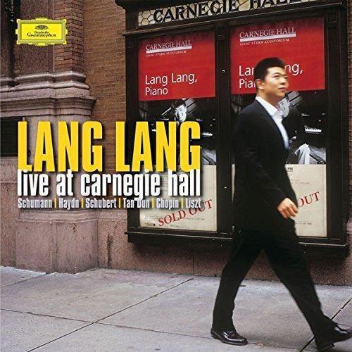 Image of   Lang Lang - Live At Carnegie Hall - Vinyl / LP