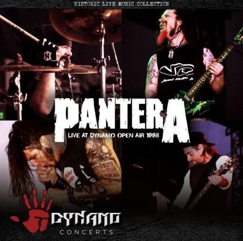 Pantera - Live At Dynamo Open Air 1998 - CD