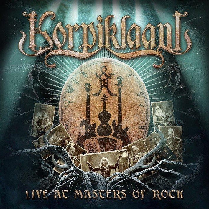Korpiklaani - Live At Masters Of Rock - CD