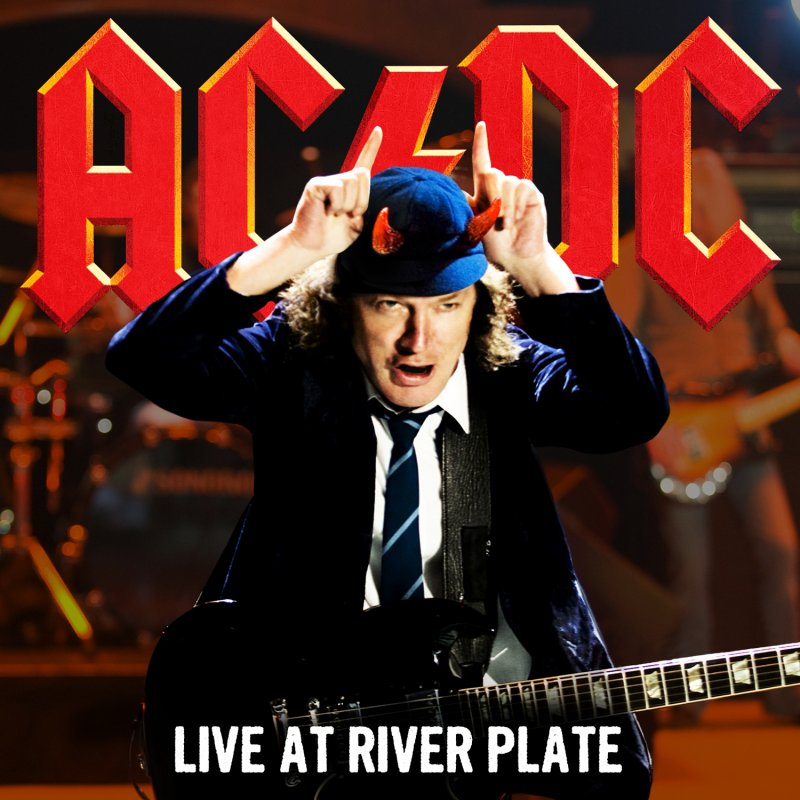Image of   Ac Dc - Live At River Plate - Vinyl / LP