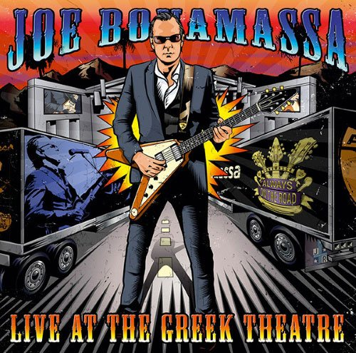 Image of   Joe Bonamassa - Live At The Greek Theatre - Vinyl / LP