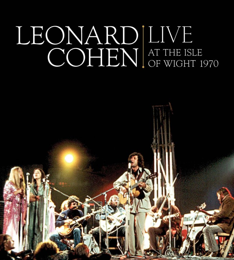 Image of   Leonard Cohen - Live At The Isle Of Wight 1970 - Vinyl / LP