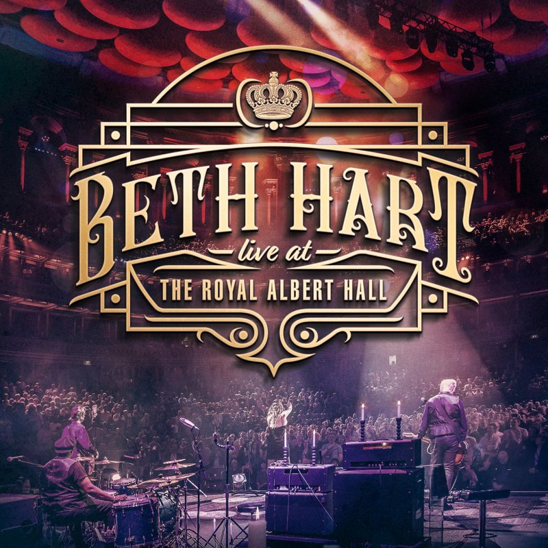 Image of   Beth Hart - Live At The Royal Albert Hall - CD