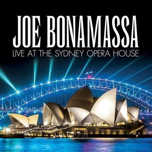 Image of   Joe Bonamassa - Live At The Sydney Opera House - CD
