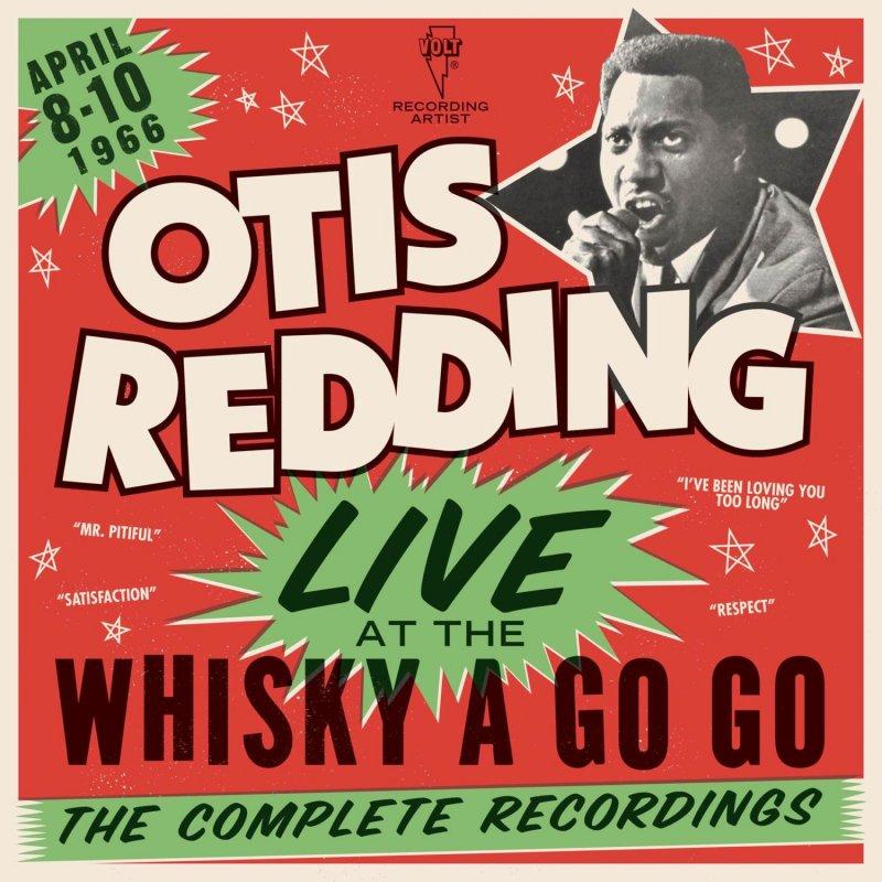 Image of   Otis Redding - Live At The Whisky A Go Go - Vinyl / LP