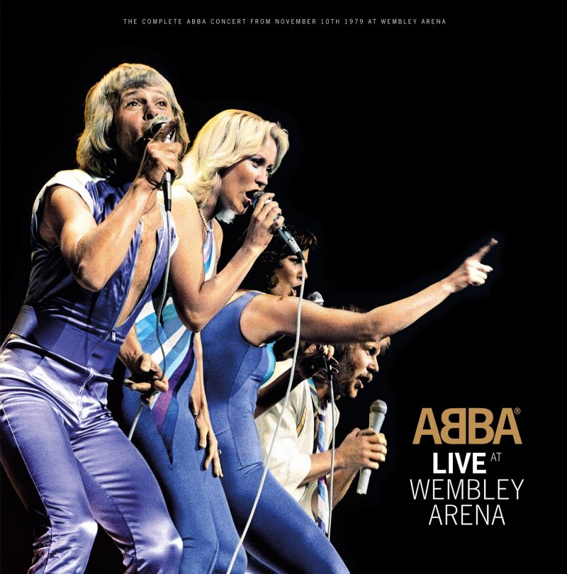 Image of   Abba - Live At Wembley Arena - CD