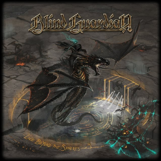 Image of   Blind Guardian - Live Beyond The Spheres - Digipak - CD