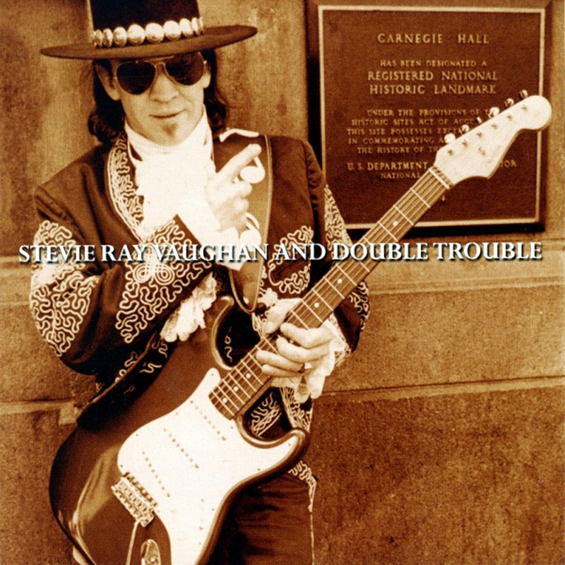 Image of   Stevie Ray Vaughan - Live From Carnegie Hall - CD