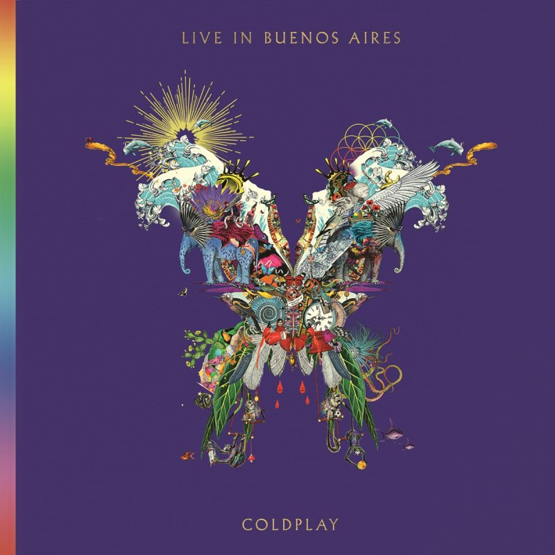 Coldplay - Live In Buenos Aires - CD