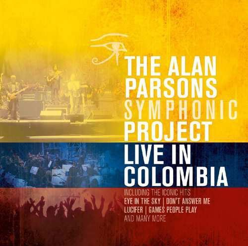 The Alan Parsons Project - Live In Colombia - Vinyl / LP