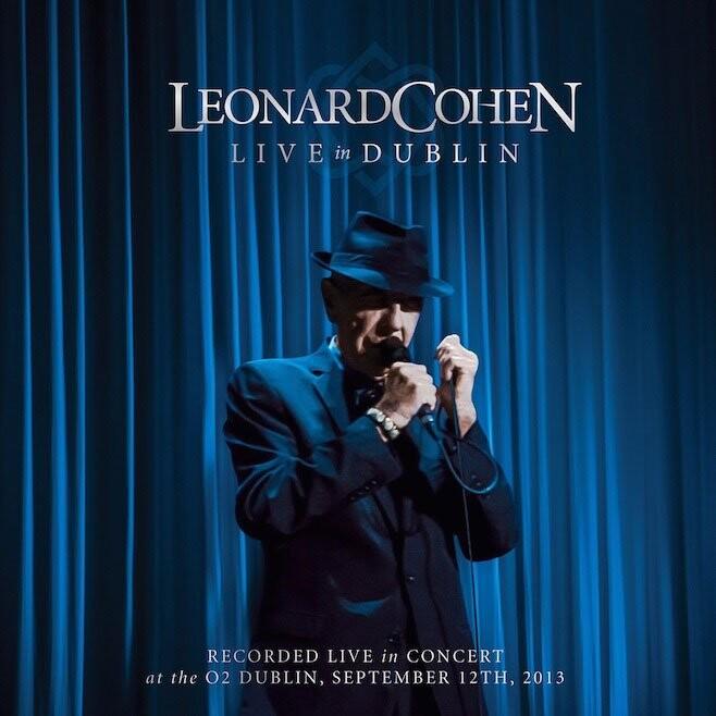 Image of   Leonard Cohen - Live In Dublin - CD