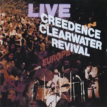 Creedence Clearwater Revival - Live In Europe - Vinyl / LP