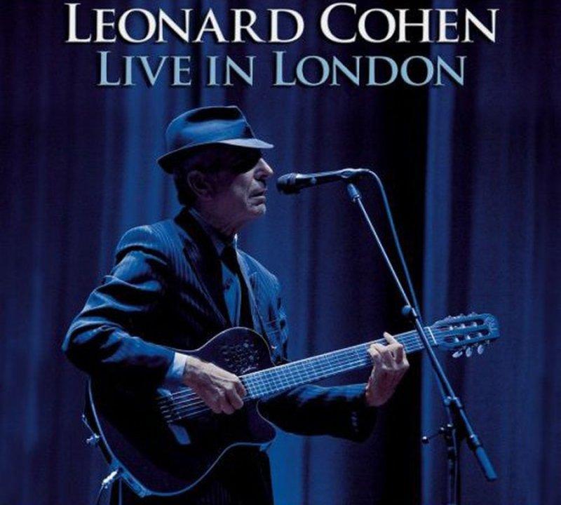 Image of   Leonard Cohen - Live In London - Vinyl / LP