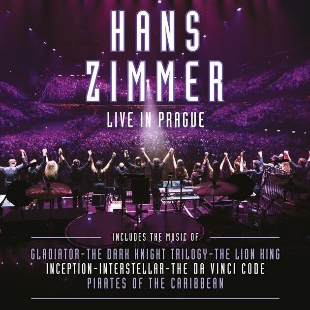 Image of   Hans Zimmer - Live In Prague - CD