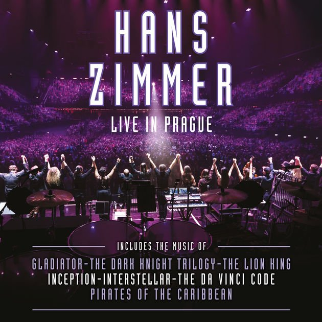 Image of   Hans Zimmer - Live In Prague - CD