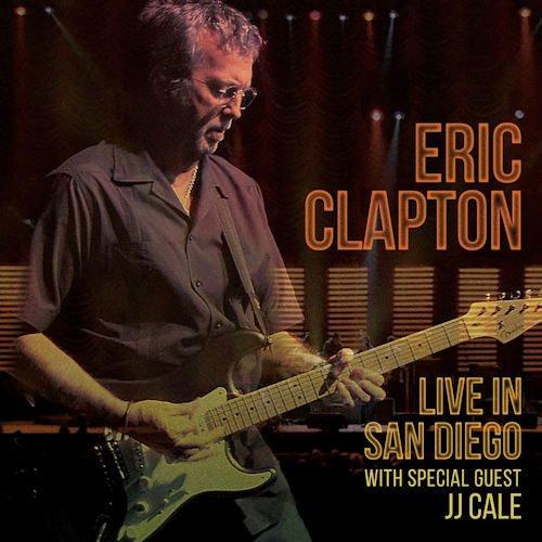 Image of   Eric Clapton - Live In San Diego - Vinyl / LP