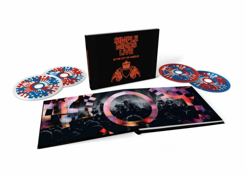 Image of   Simple Minds - Live In The City Of Angels - Deluxe Edition - CD