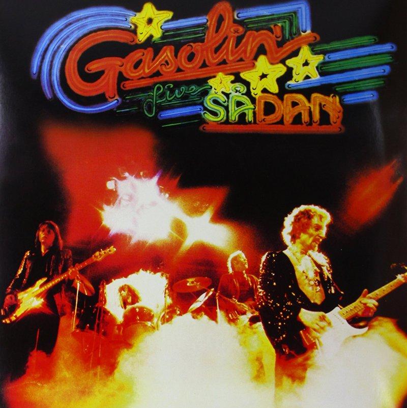 Image of   Gasolin - Live Sådan - Vinyl / LP
