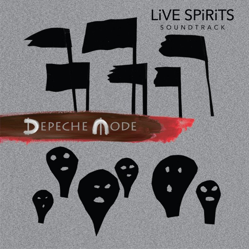 Image of   Depeche Mode - Live Spirits Soundtrack - CD