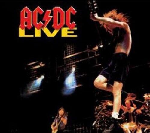 Image of   Ac Dc - Live - Vinyl / LP