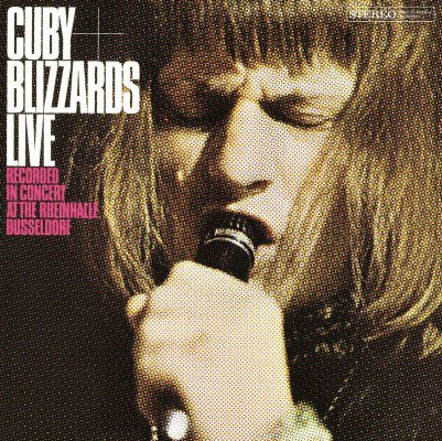 Image of   Cuby & Blizzards - Live - Vinyl / LP