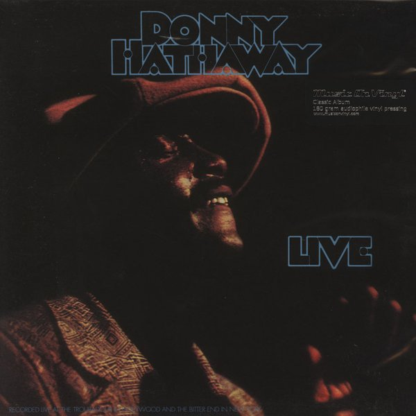 Donny Hathaway - Live  - Vinyl / LP
