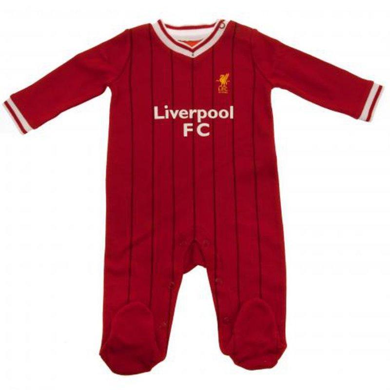 Image of   Liverpool Merchandise - Nattøj / Heldragt - 12-18 Mdr