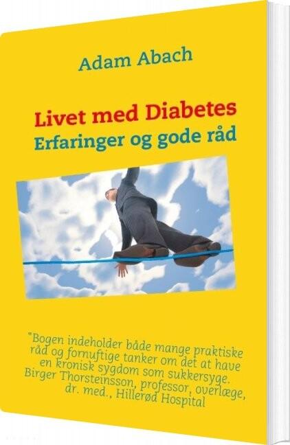 Image of   Livet Med Diabetes - Adam Abach - Bog