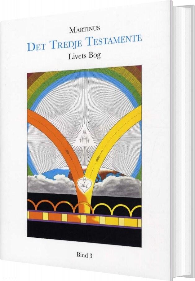 Livets Bog, Bind 3 - Martinus - Bog