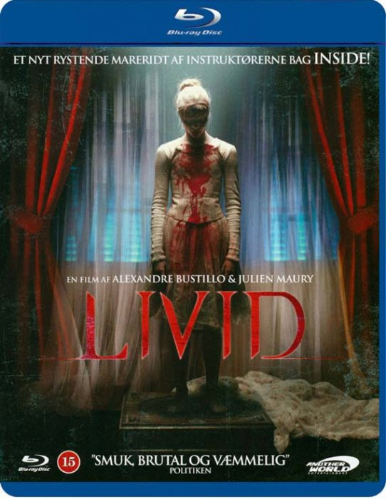 Image of   Livid - Blu-Ray