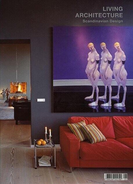 Living Architecture Scandinavian Design No 17 - Ukendt Forfatter - Bog