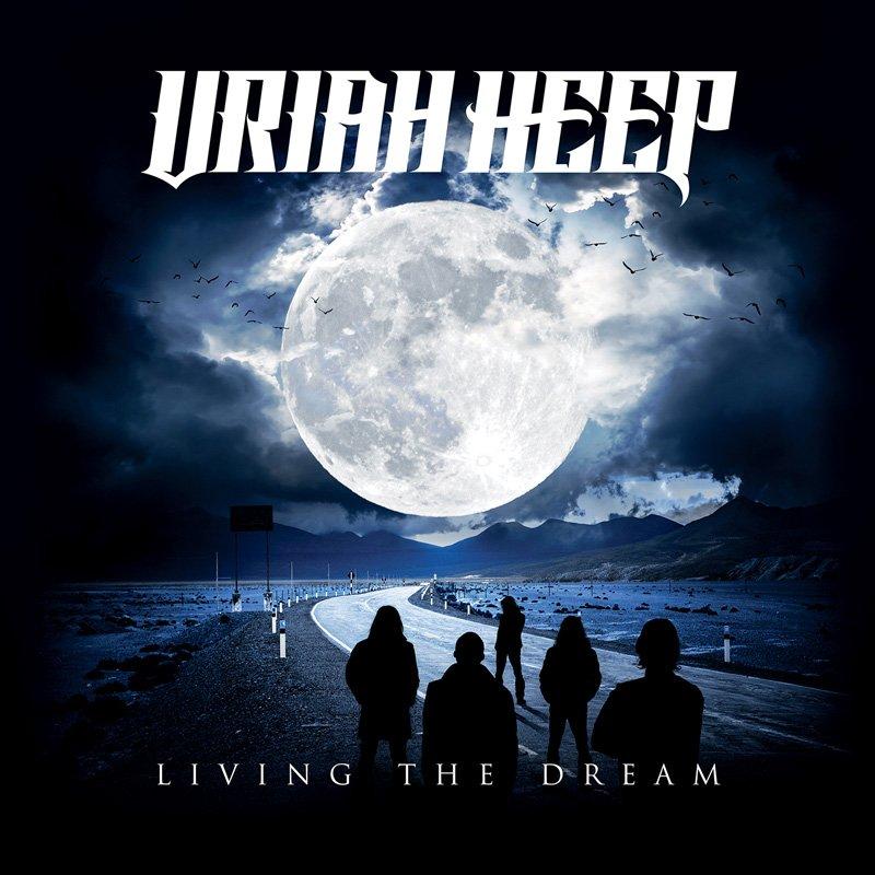 Uriah Heep - Living The Dream - Vinyl / LP