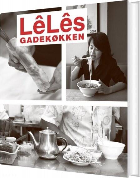 Lêlês Gadekøkken - Anh Lê - Bog