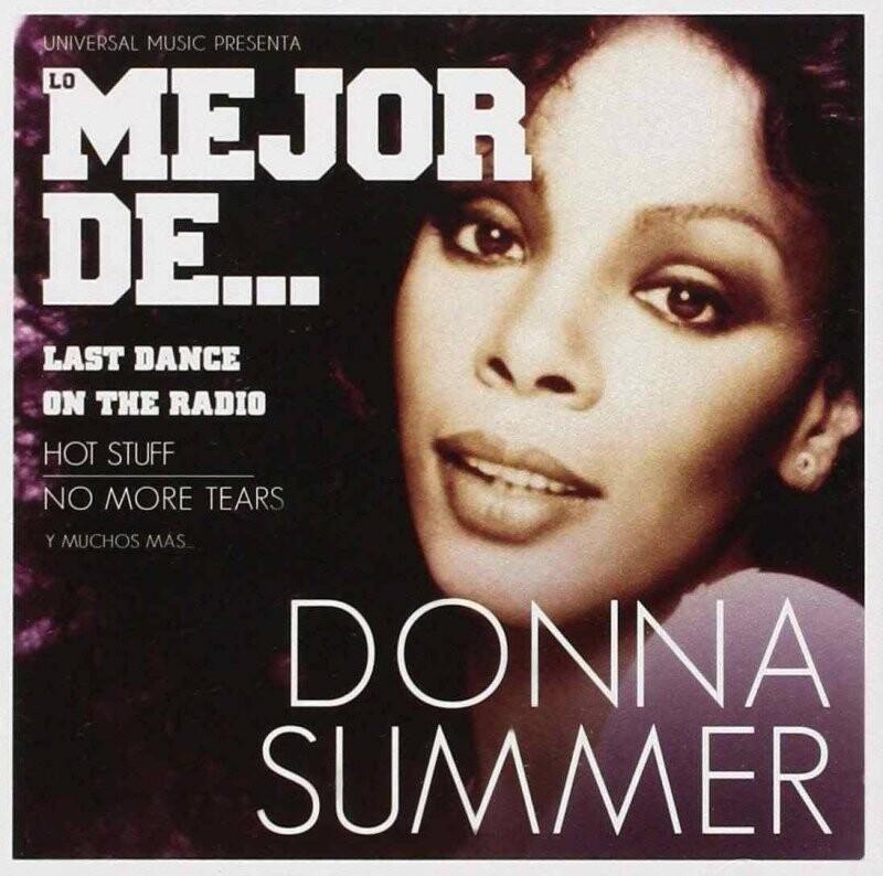 Image of   Donna Summer - Lo Mejor De - CD