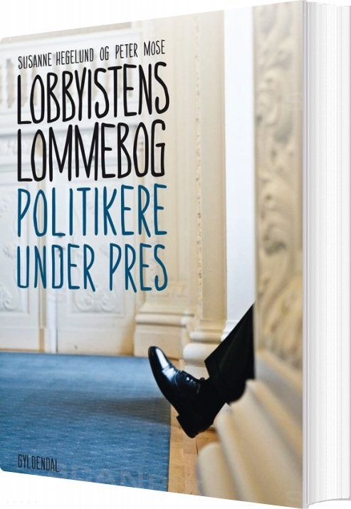 Lobbyistens Lommebog - Susanne Hegelund - Bog