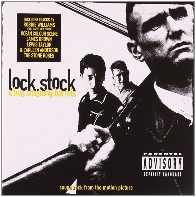 Image of   Lock, Stock And Two Smoking Barrels - Soundtrack - Vinyl / LP