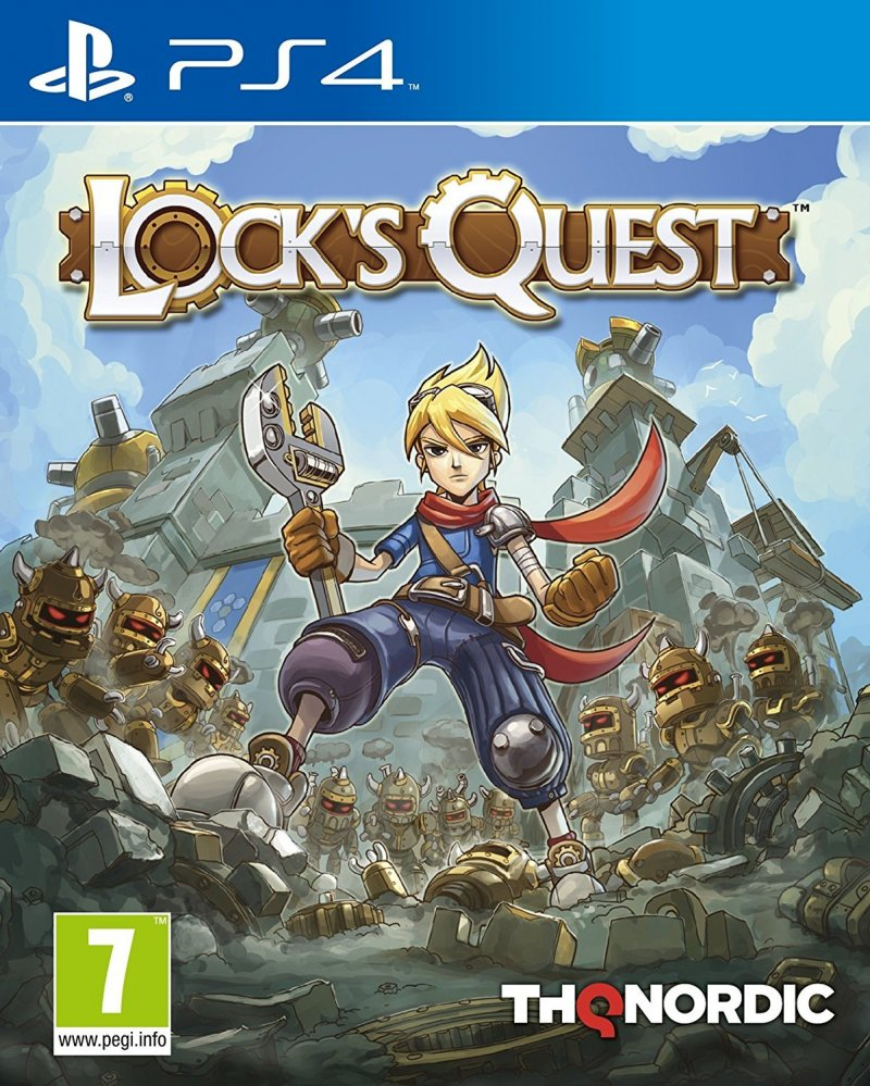 Locks Quest - PS4